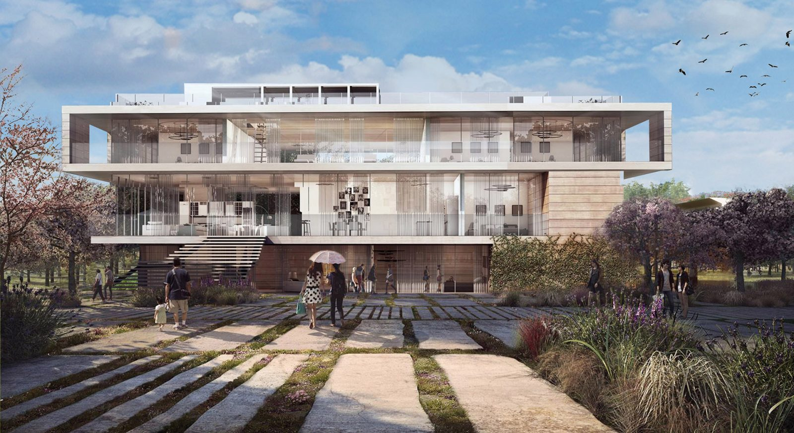 FT best modern mansion house architecture architects jersey architects1 1