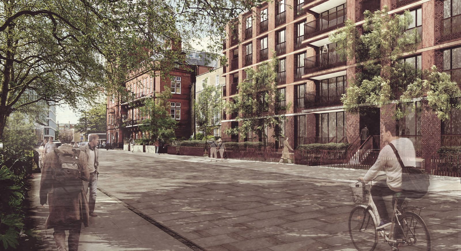 FT paddington green london residential apartments architecture jersey architects014