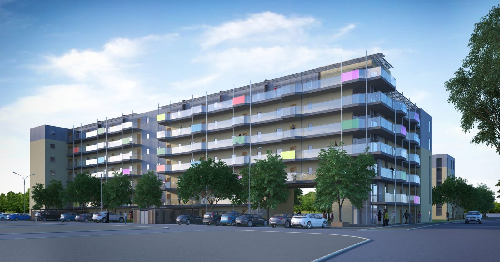 ISV offices residential modern apartments architecture cardiff architects jersey architects05