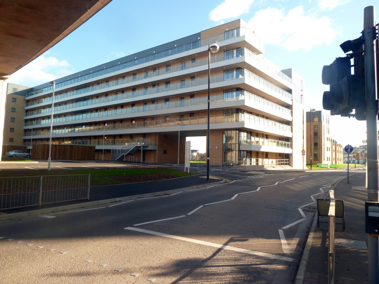 ISV offices residential modern apartments architecture cardiff architects jersey architects08
