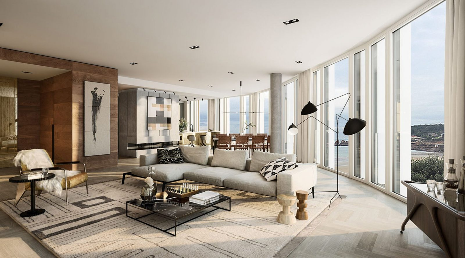 interiors st brelades bay modern hotel apartment building architecture architects jersey architects1 2