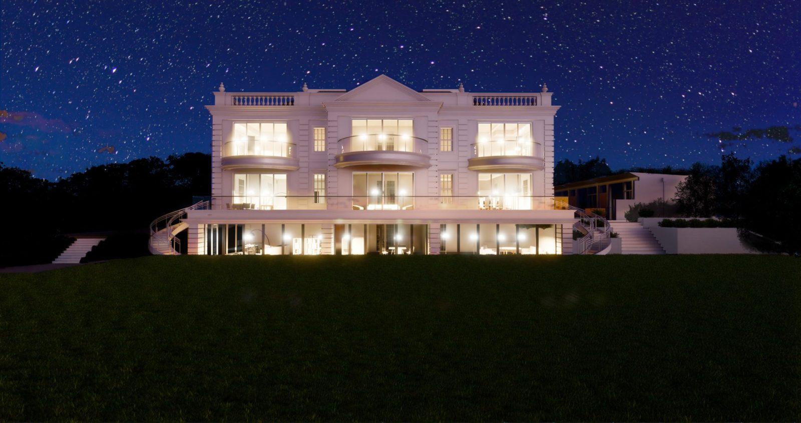 modern architecture georgian mansion architects jersey 2 1