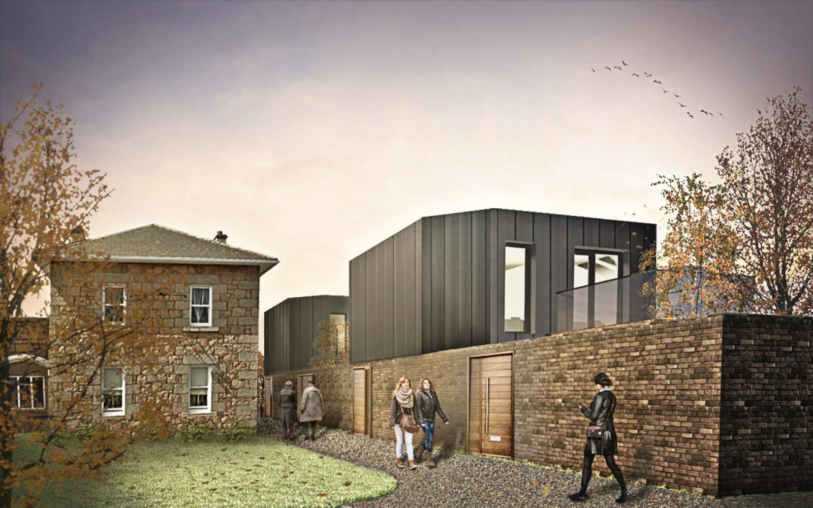modern houses new build architecture architects jersey architects1
