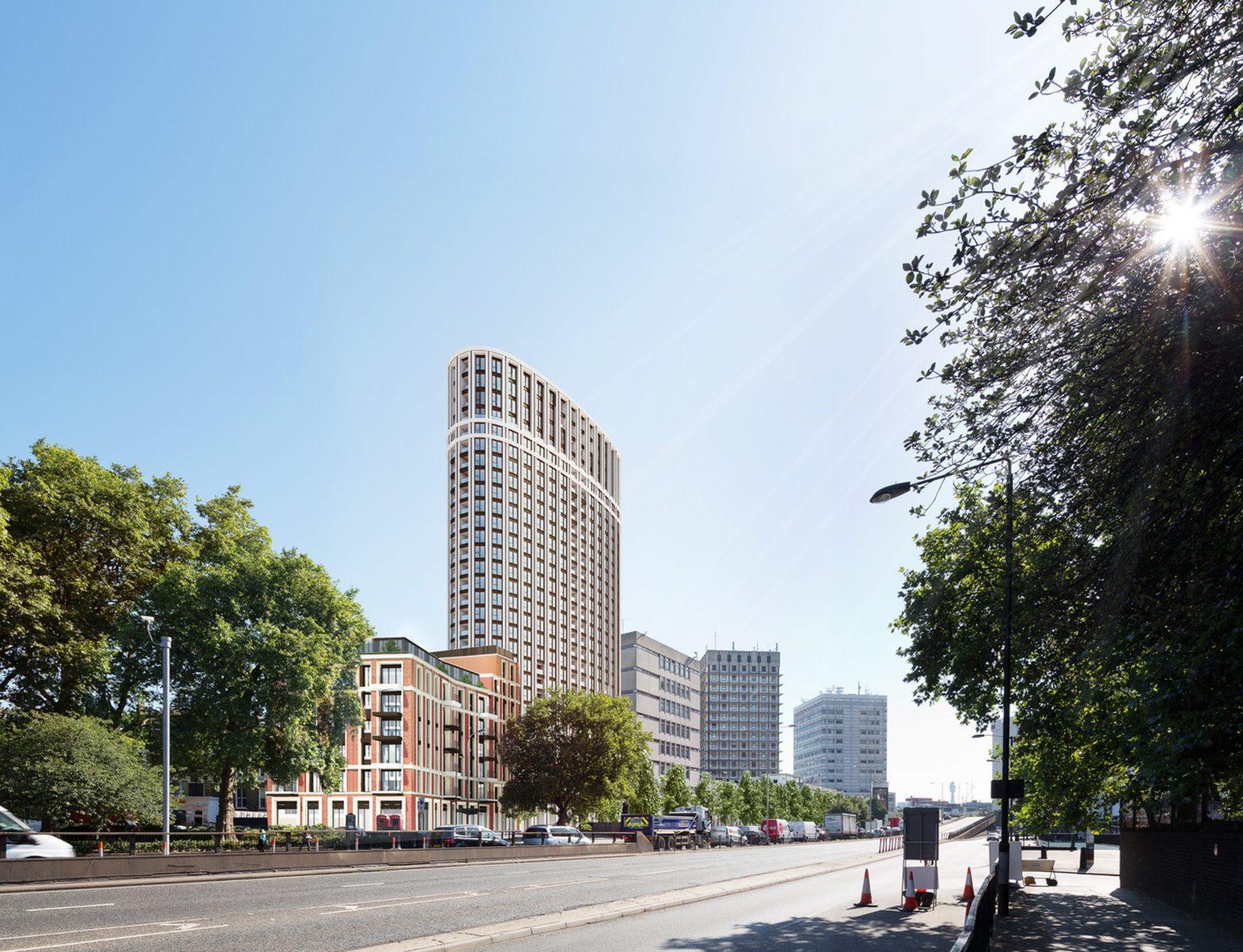 westmark tower london modern georgian architecture berkeley homes architects jersey9