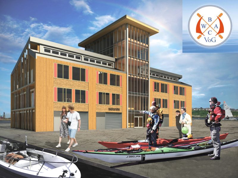 Barry Water Sports Activity Centre Barry Quary Marina Developments jersey architects copy
