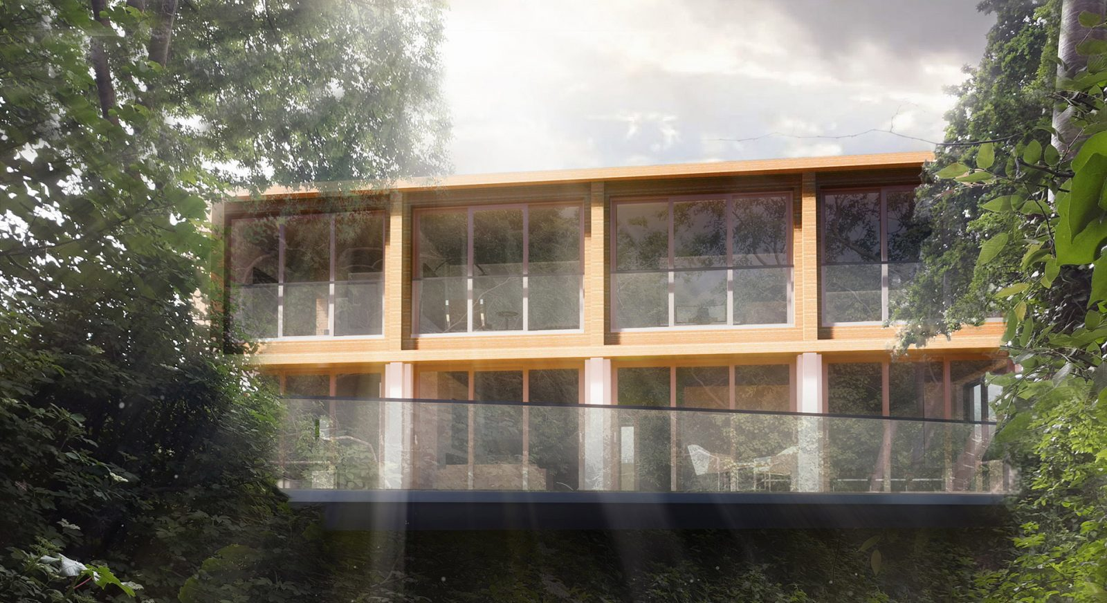 FT le coin st helier modern house architecture cardiff architects jersey architects11