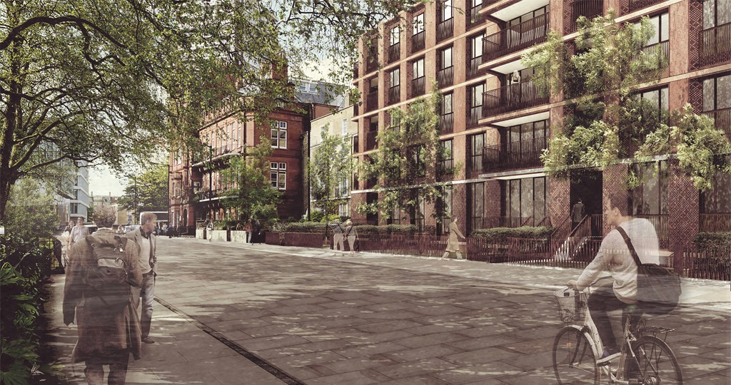 FT paddington green london residential apartments architecture jersey architects thmb
