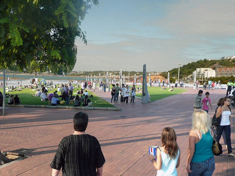 FT park bridge esplanade quarter st helier waterfront masterplan jersey architects11
