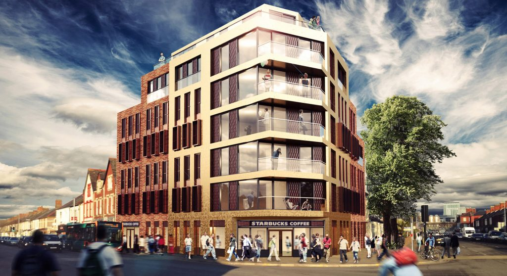 FT penarth road arpartments cardiff architects jersey 1 2