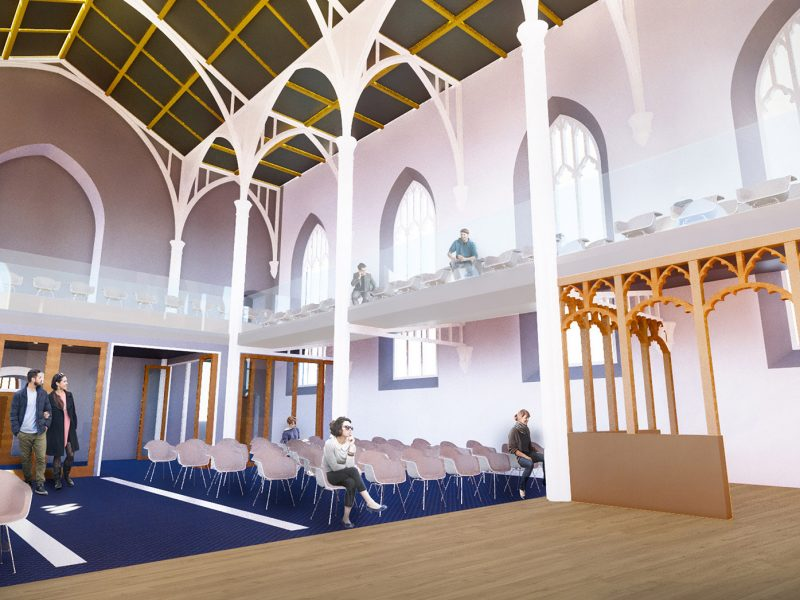 FT st marks church st helier architecture jersey architects15