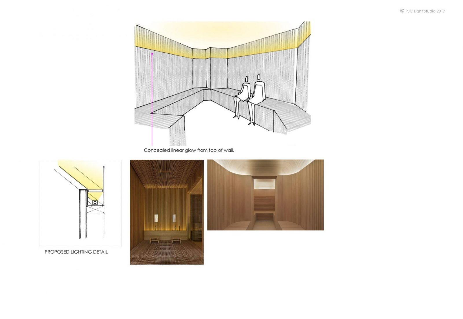 OSP modern basement swimming pool architecture architects jersey architects4