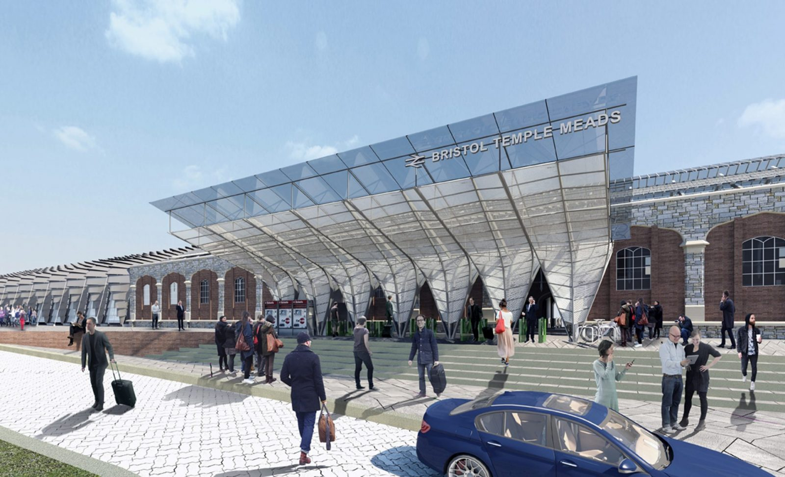 bristol temple meads regeneration london platform entrance canopy architects jersey architects1