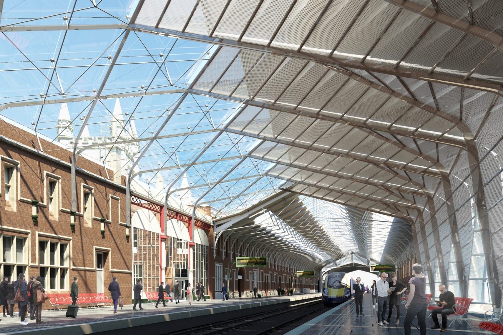 bristol temple meads regeneration london platform entrance canopy architects jersey architects3