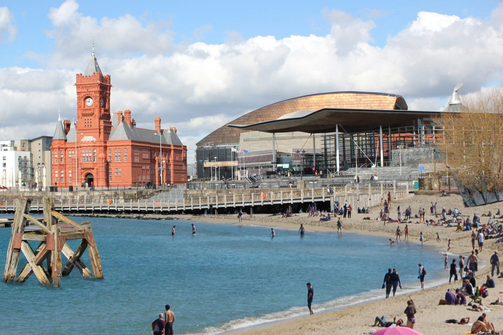 cardiff bay beach outdoor lido cardiff architects jersey1