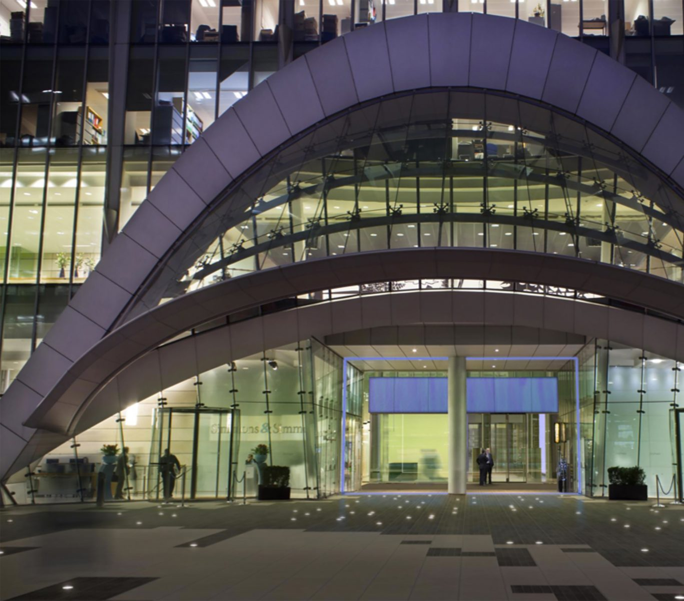 city point london offices architects jersey architecture1