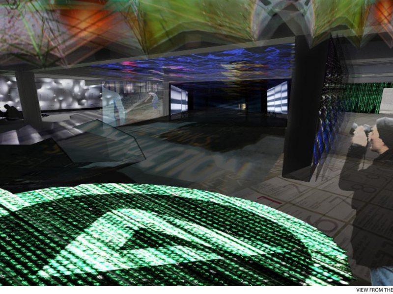 digital art installation interior architecture bristol architects jersey2