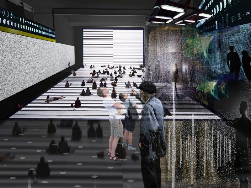 digital art installation interior architecture bristol architects jersey3
