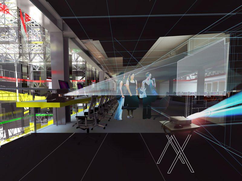 digital art installation interior architecture bristol architects jersey4