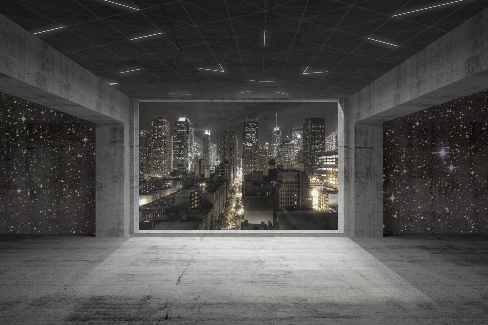 fibre optic concrete precast panels modern architecture jersey architects7
