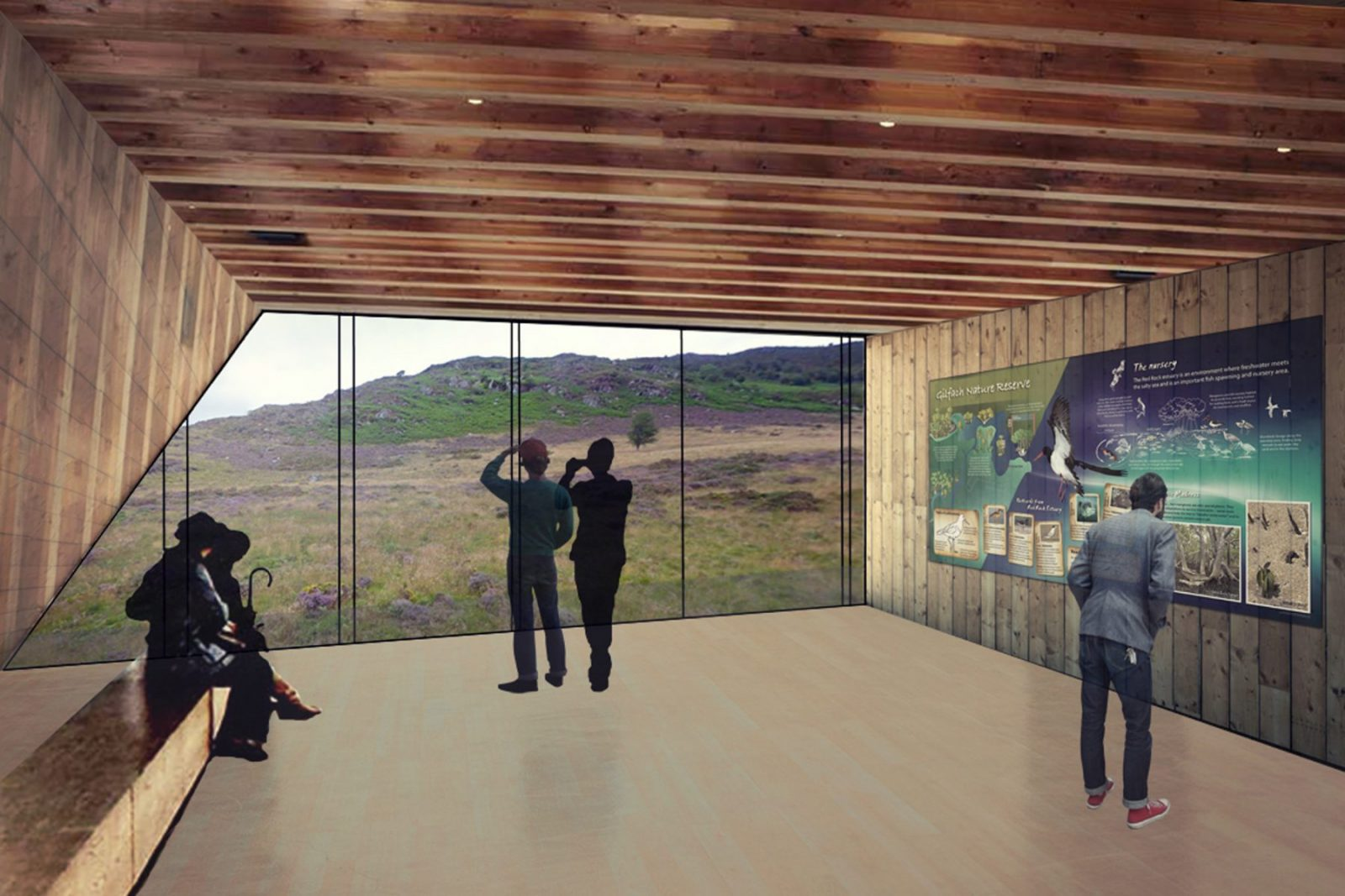 gilfach nature reserve visitor centre wales architects jersey2