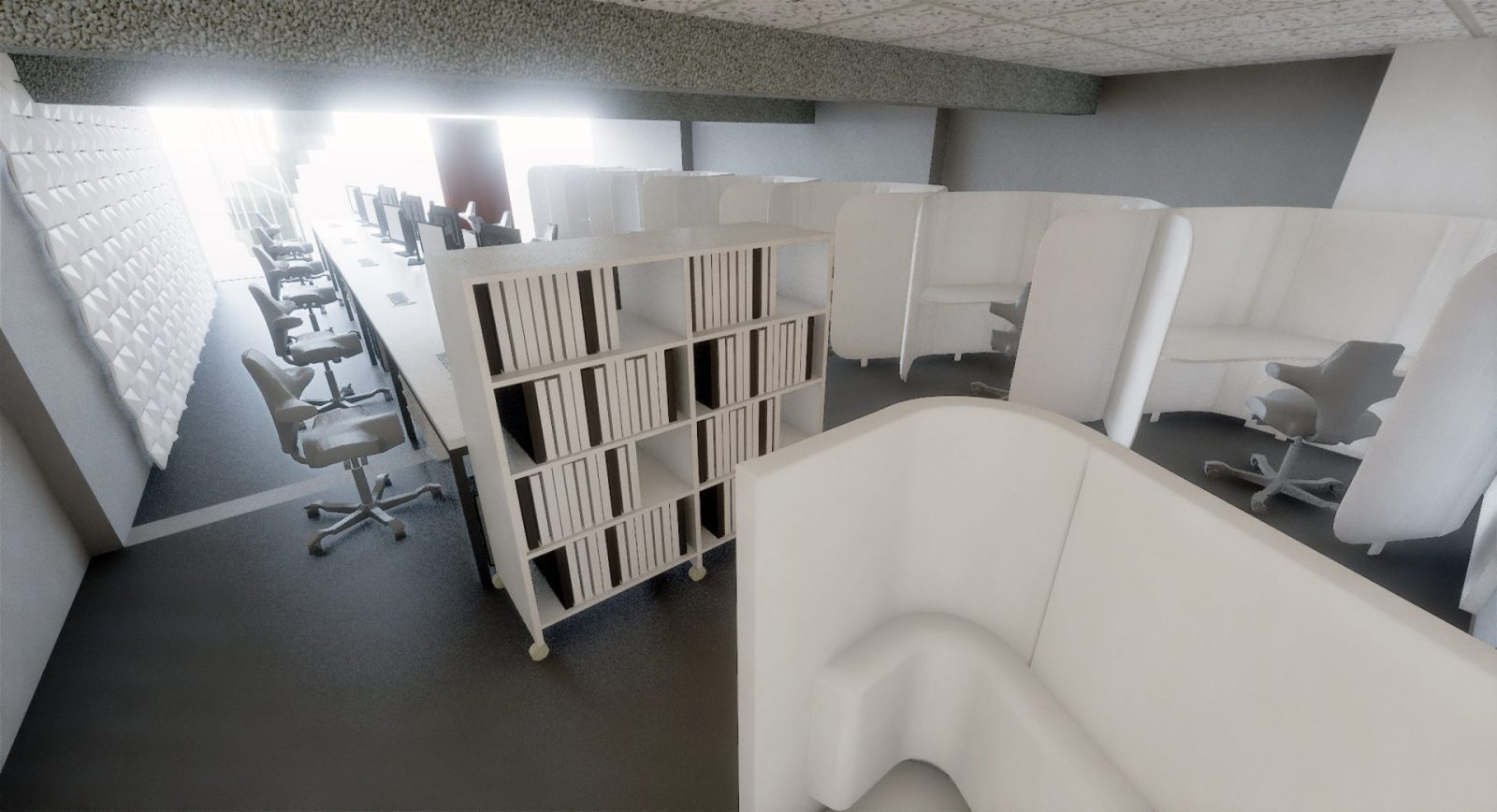 hill street st helier offices refurb interiors architects jersey architecture2