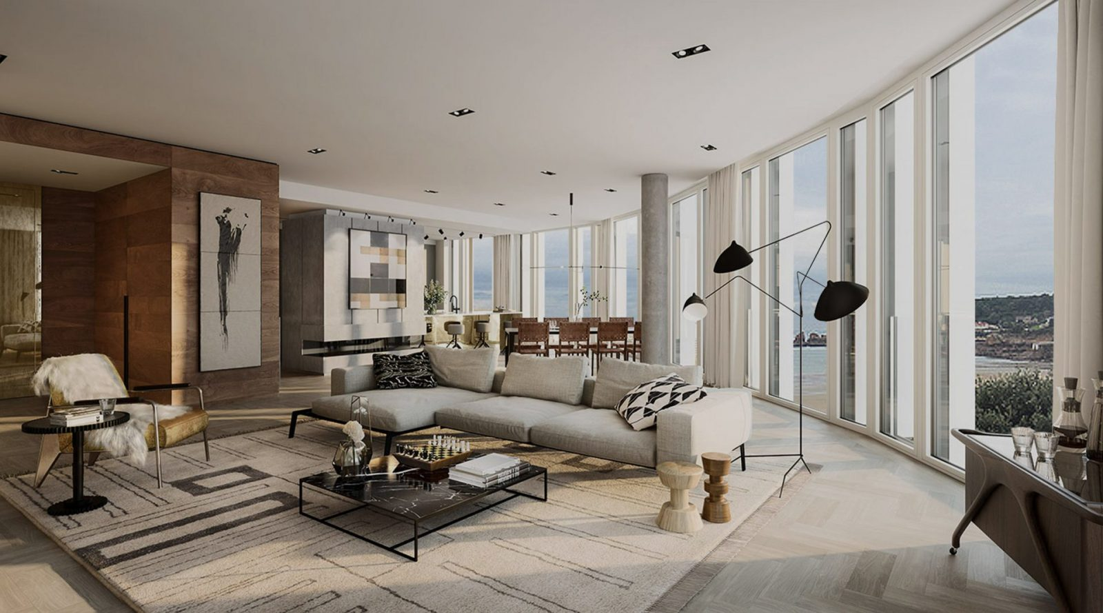 interiors st brelades bay modern hotel apartment building architecture architects jersey architects1 1