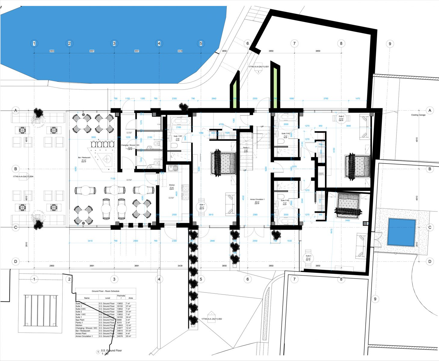 jersey hotel annex extension hospitality architecture jersey architects01