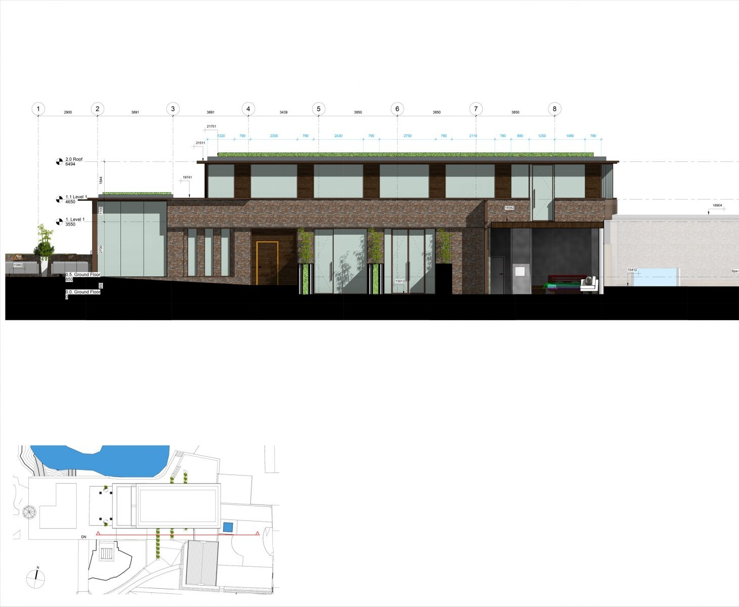 jersey hotel annex extension hospitality architecture jersey architects03