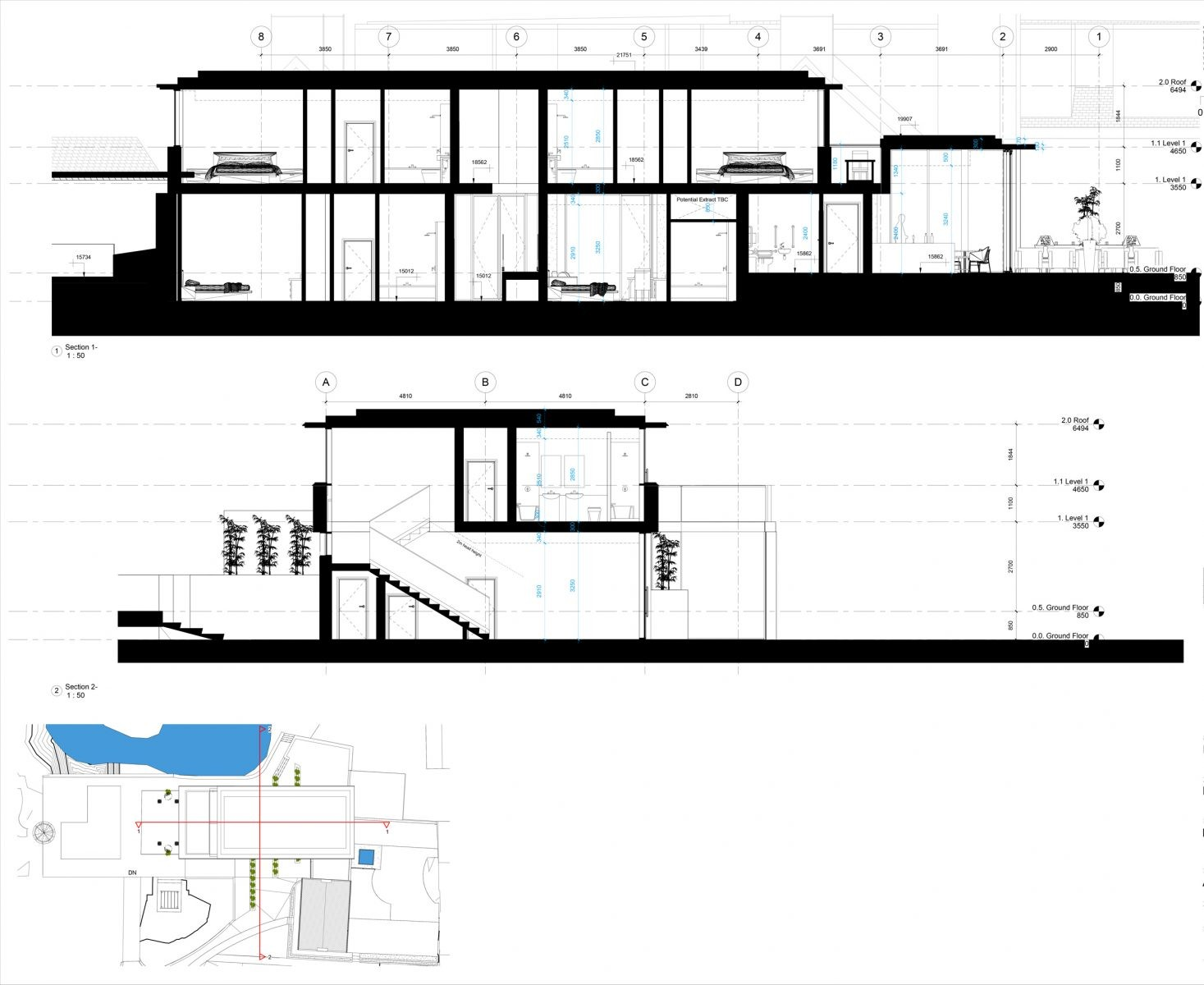 jersey hotel annex extension hospitality architecture jersey architects04