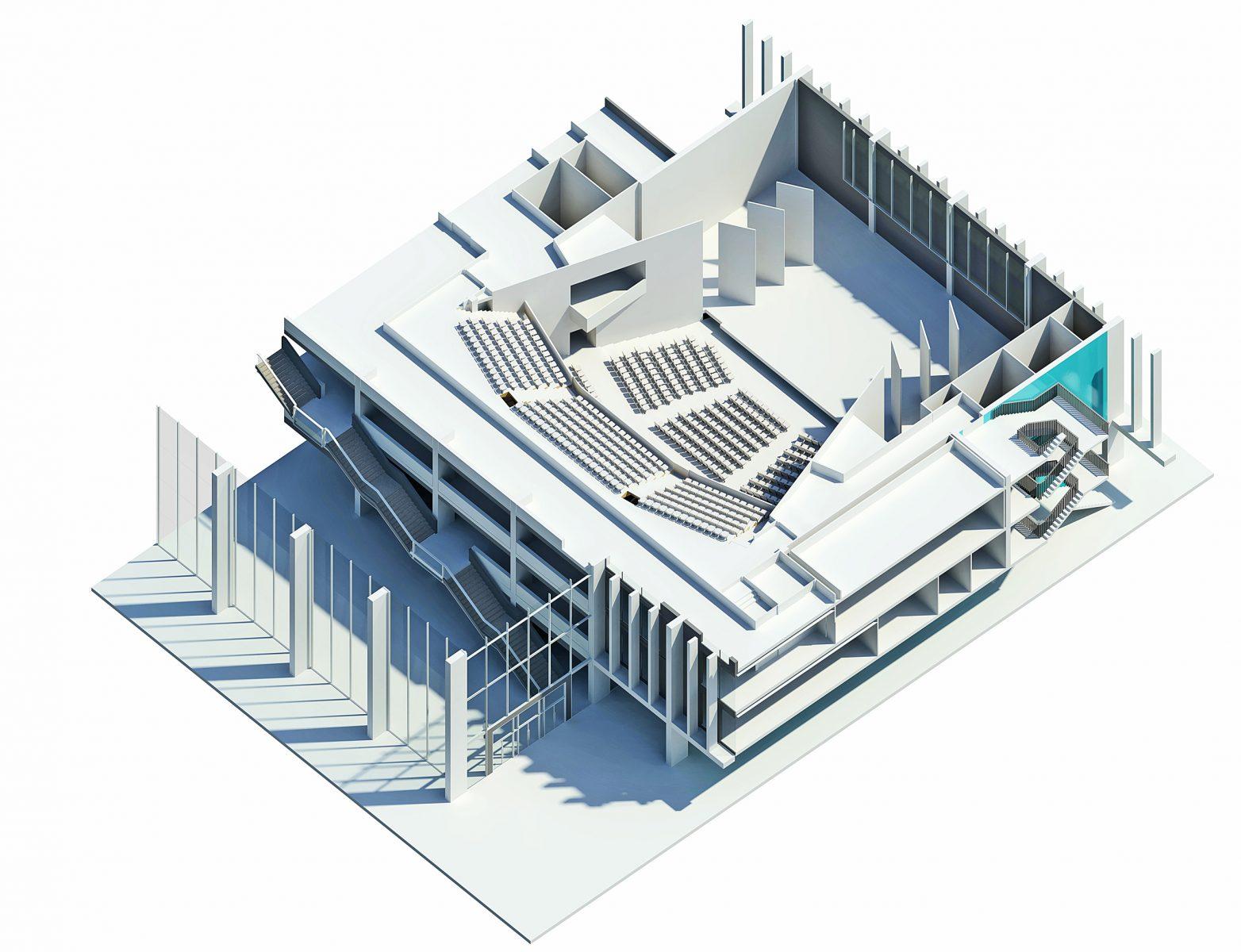 les quennavais school modern architecture st brelade jersey architecture1