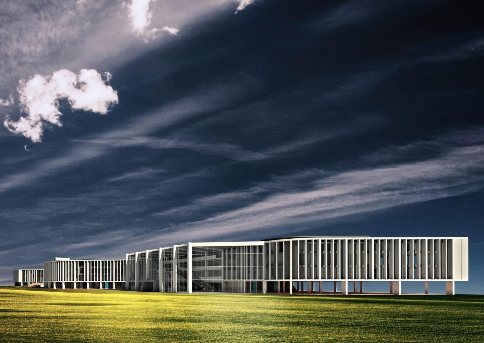 les quennavais school modern architecture st brelade jersey architecture5