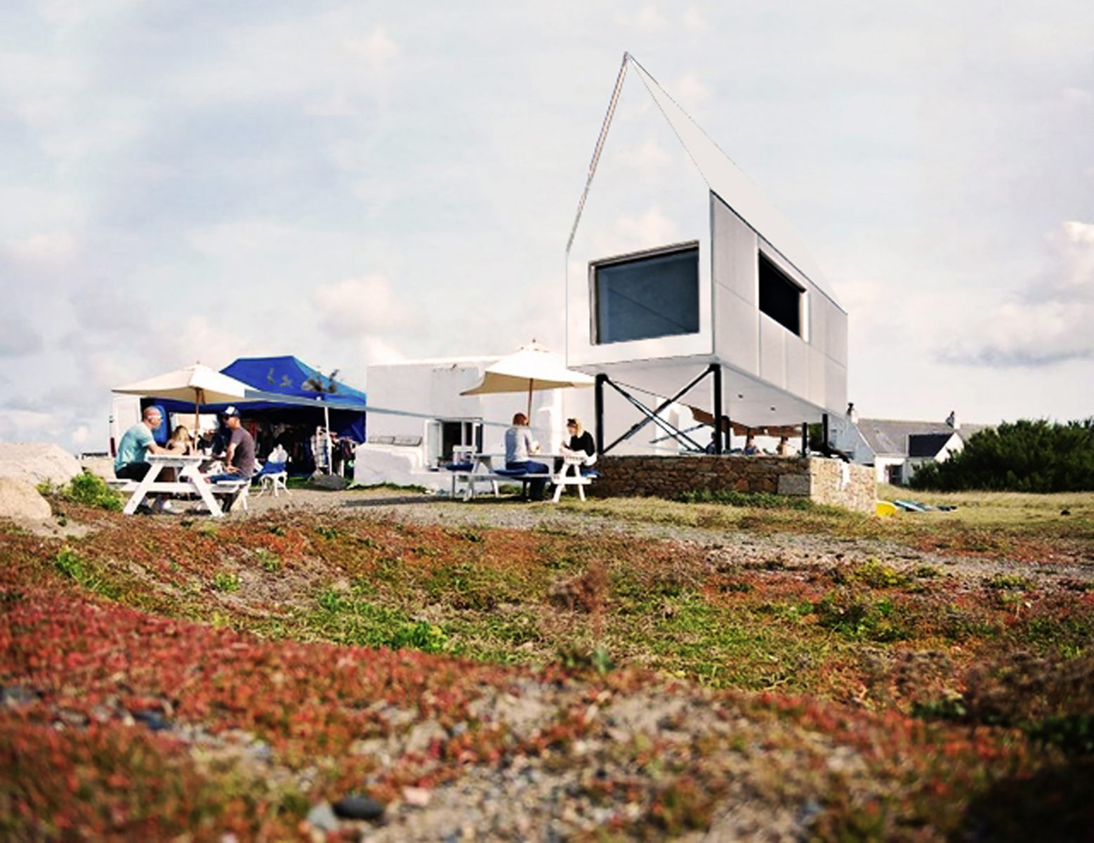 little white surf hut le port st ouen jersey architects jersey1