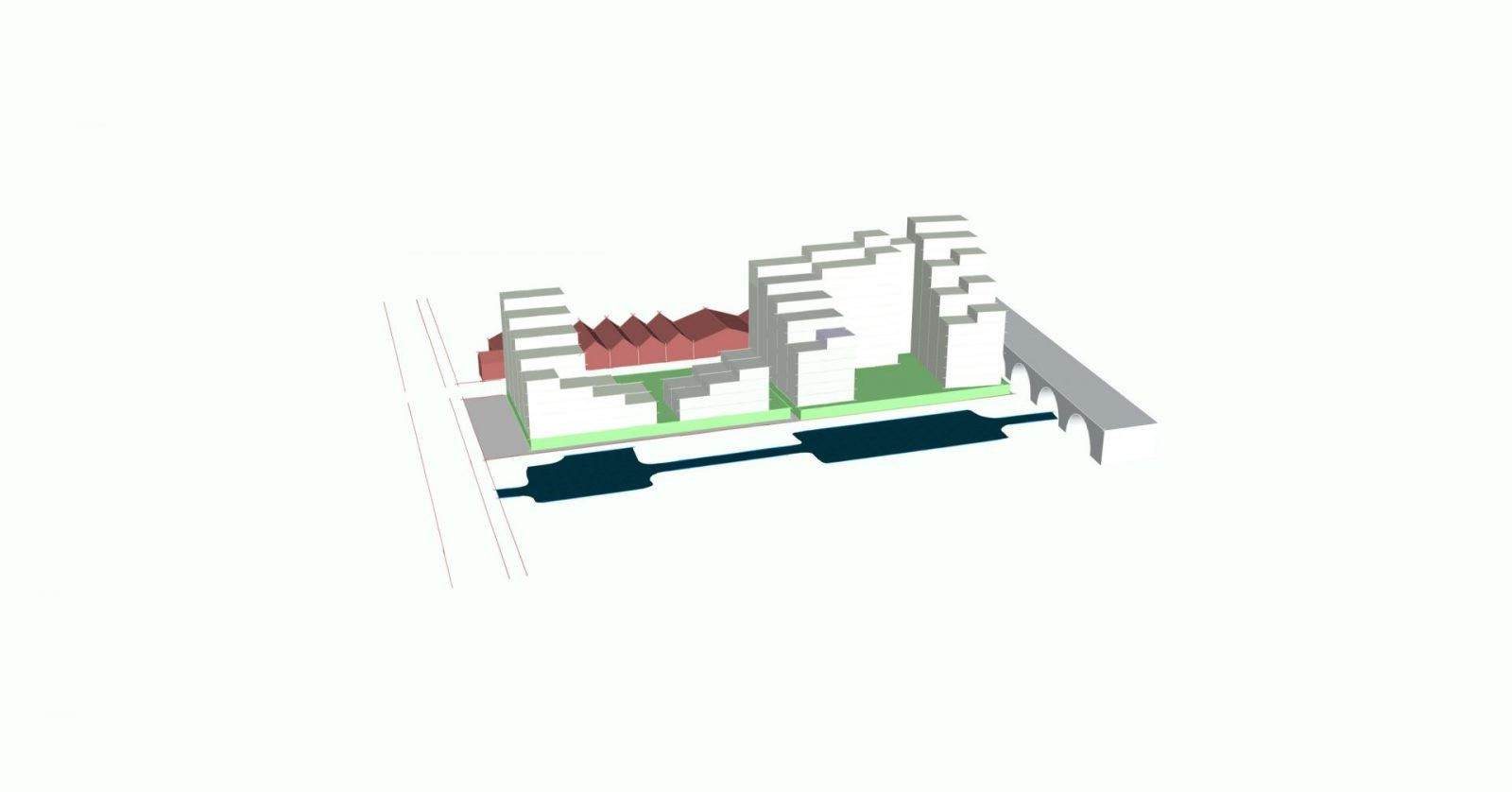 modern apartments masterplan water witch liverpool architects jersey6