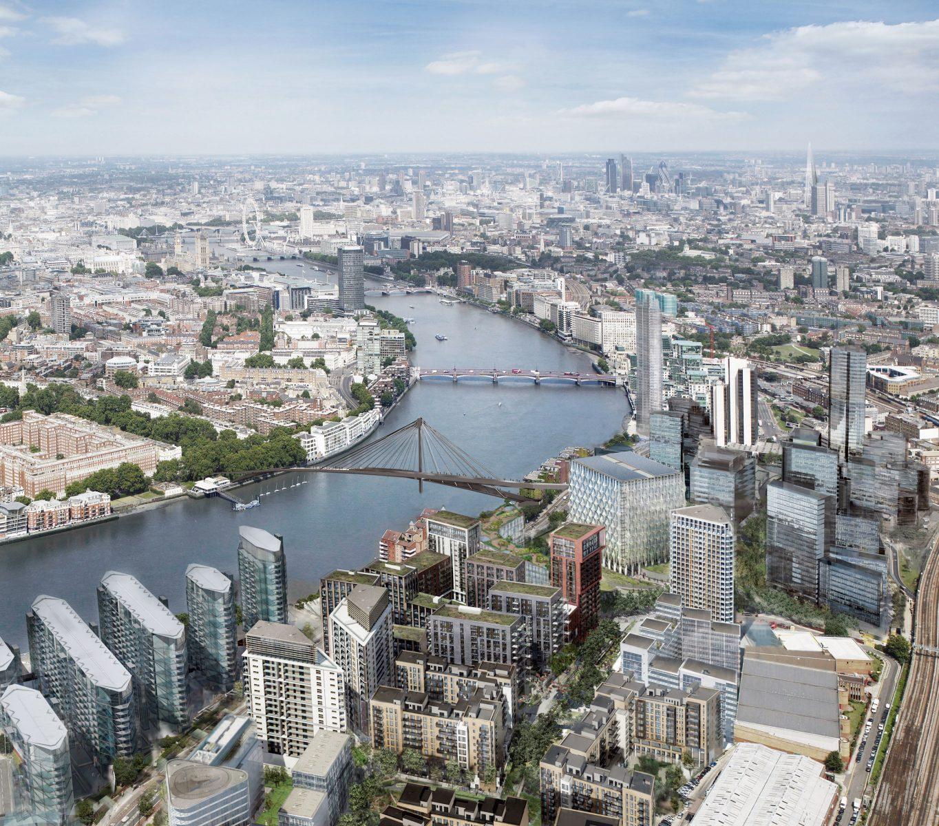 nine elms bridge london riba competition architects jersey architects2