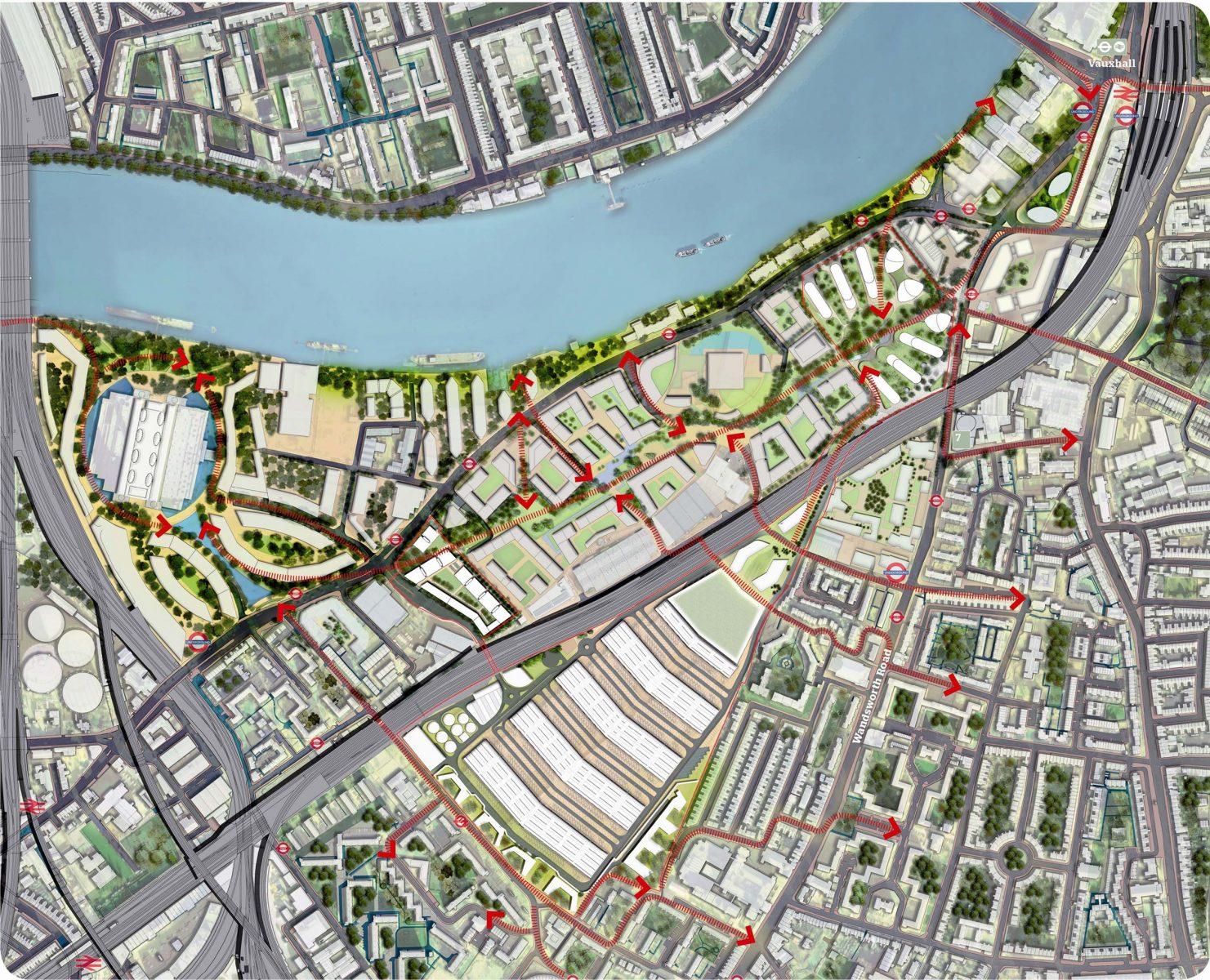 nine elms bridge london riba competition architects jersey architects3