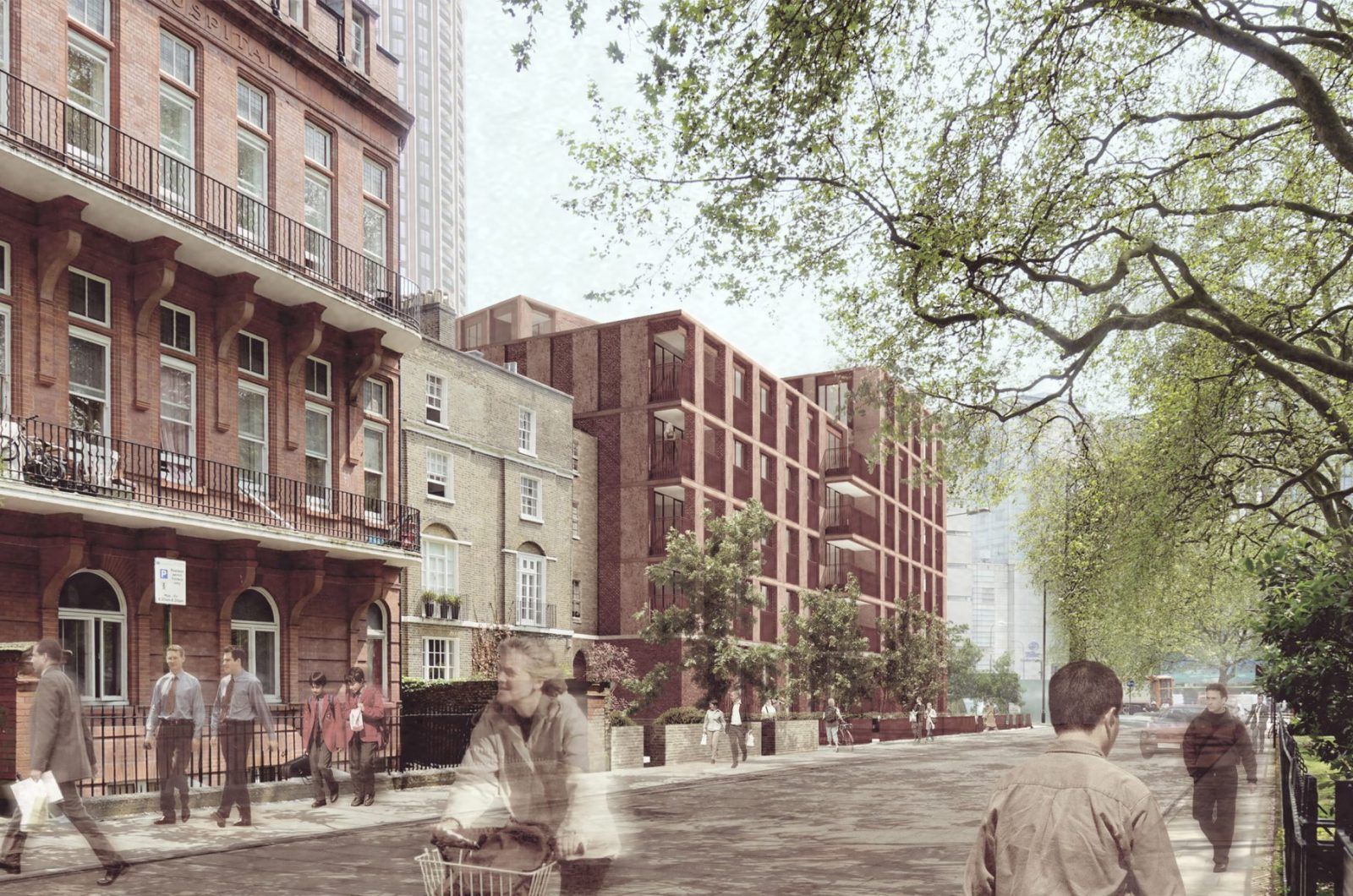 paddington green london residential apartments architecture jersey architects02
