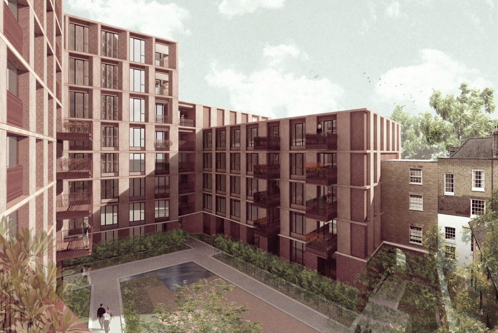 paddington green london residential apartments architecture jersey architects06