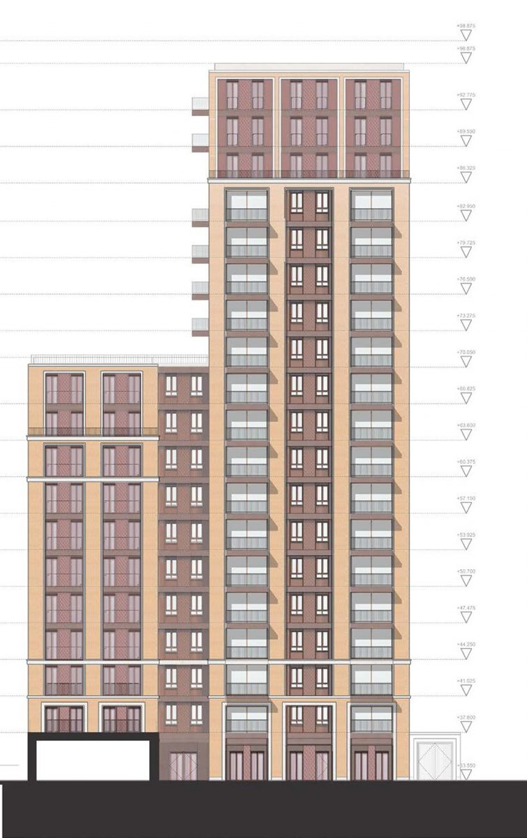 paddington green london residential apartments architecture jersey architects08