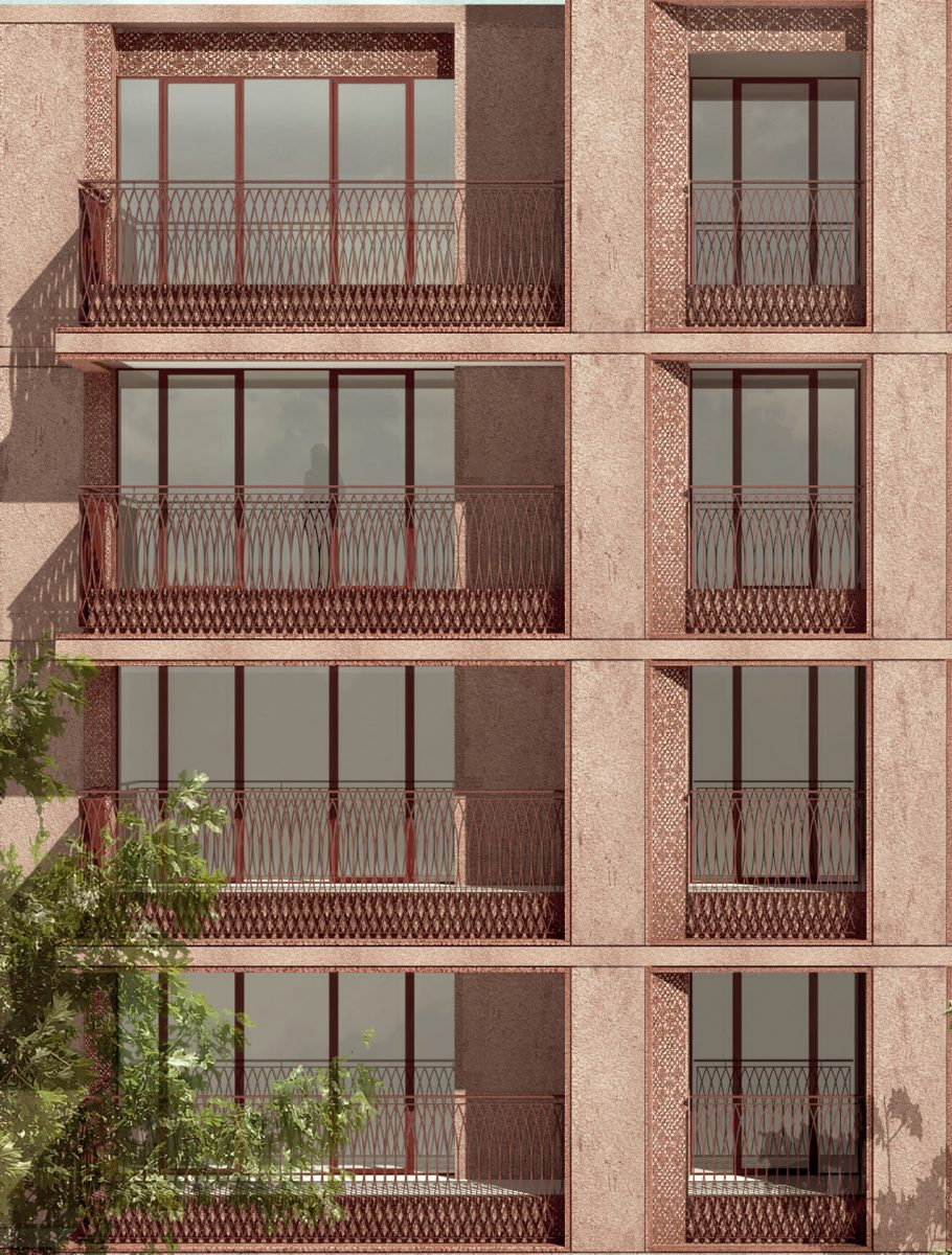 paddington green london residential apartments architecture jersey architects16