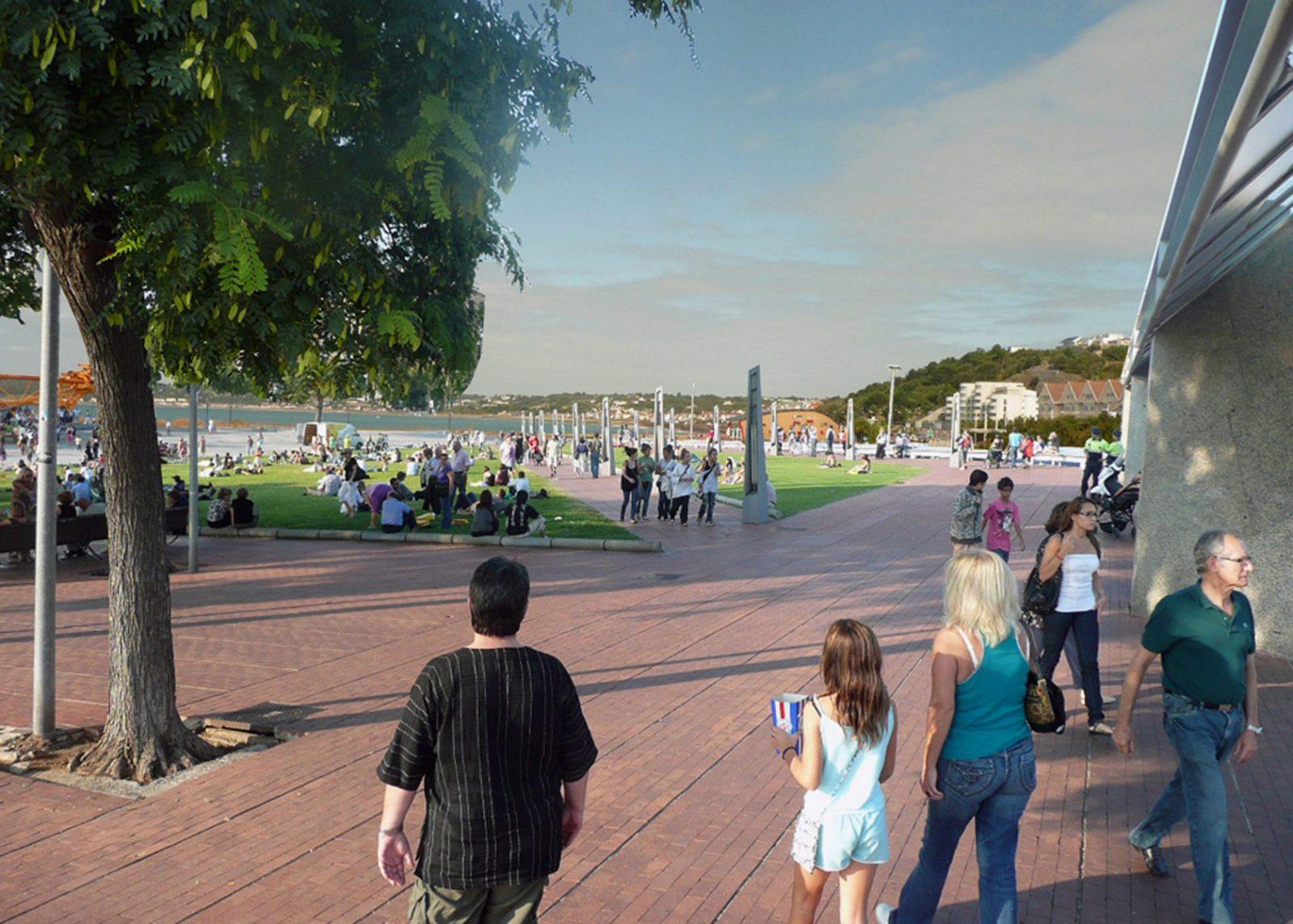 park bridge esplanade quarter st helier waterfront masterplan jersey architects1