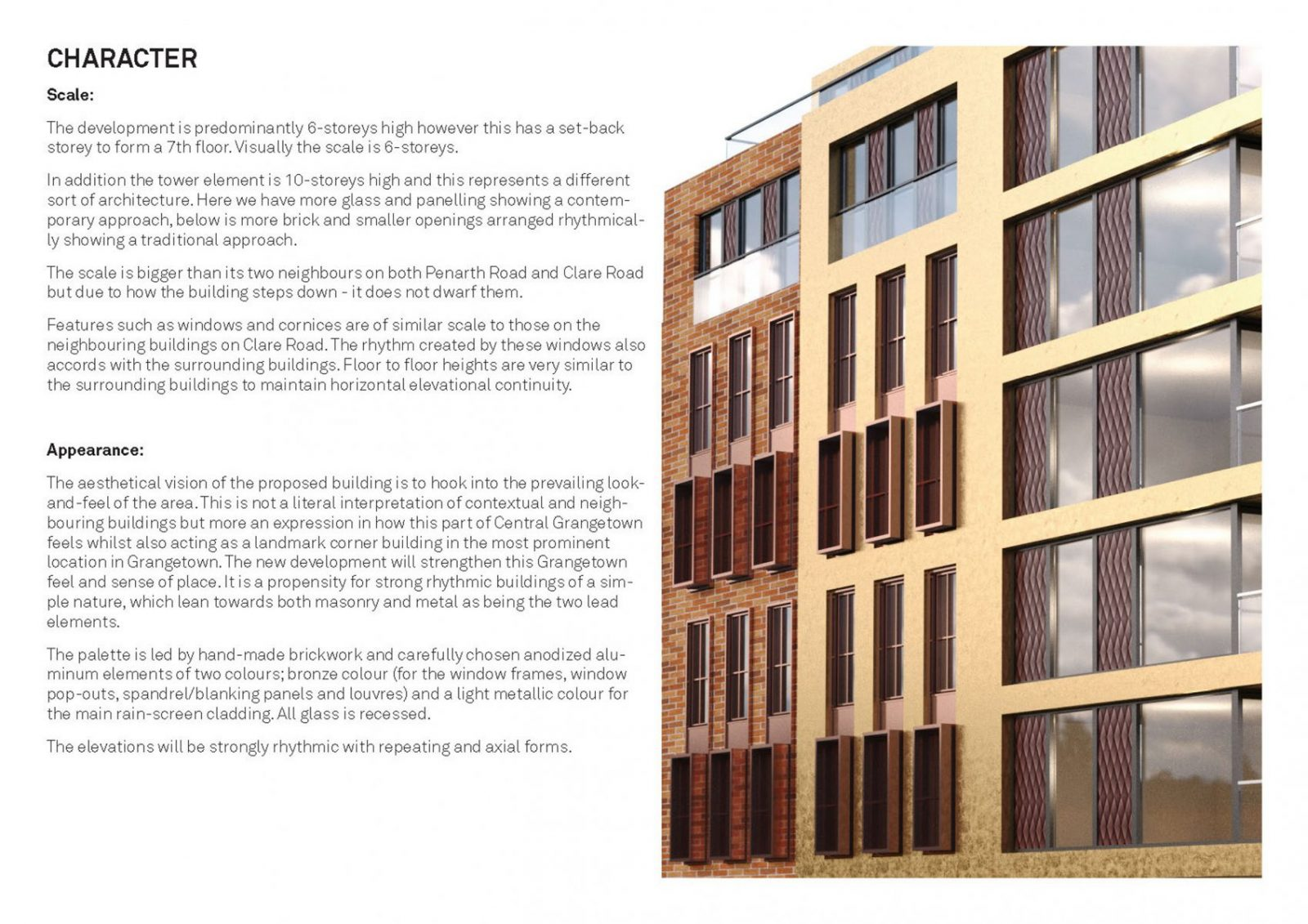 penarth road arpartments cardiff architects jersey 3