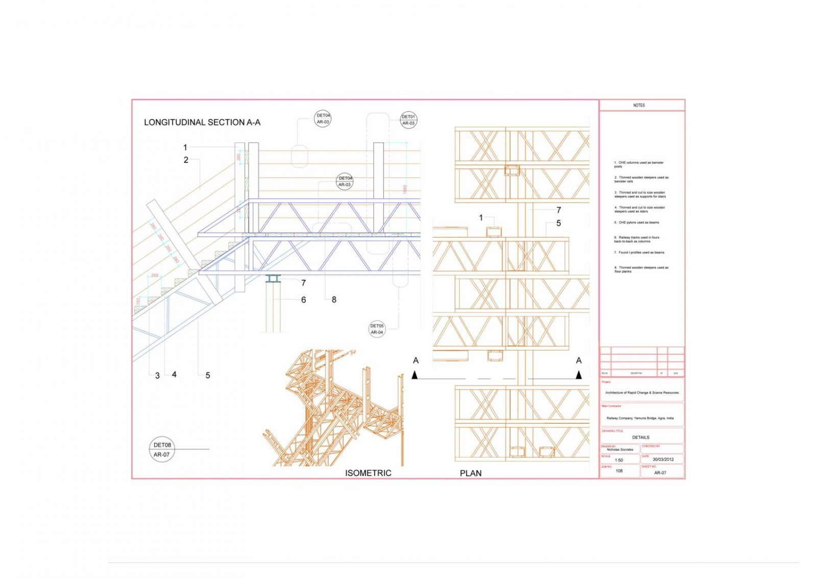 reused indian railway construction material architecture jersey architects2