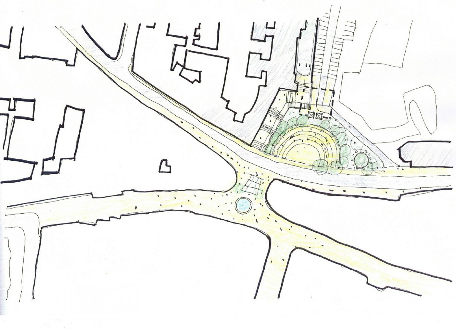 snow hill regeneration st helier masterplan jersey architects1 Page 3