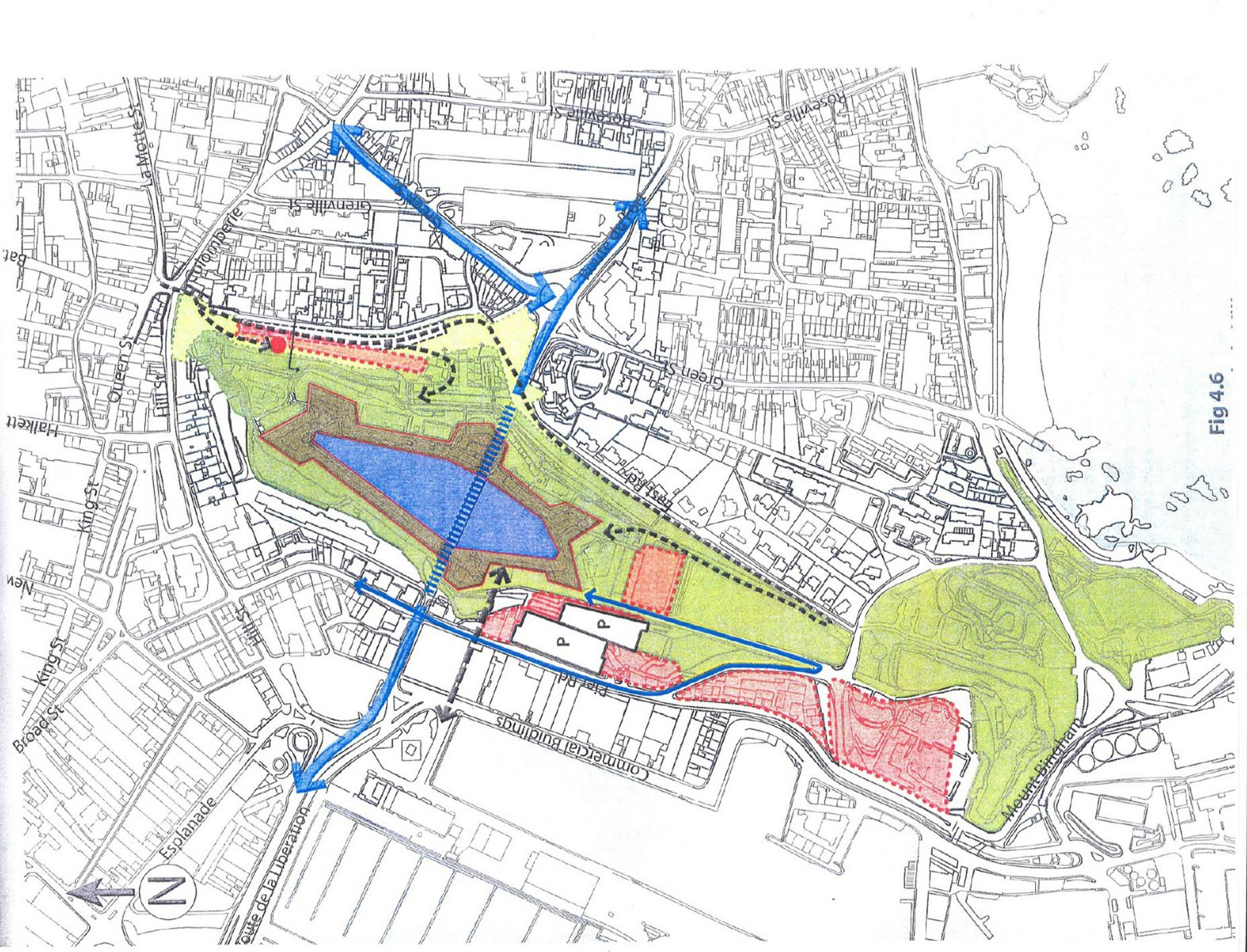 snow hill regeneration st helier masterplan jersey architects1 Page 5