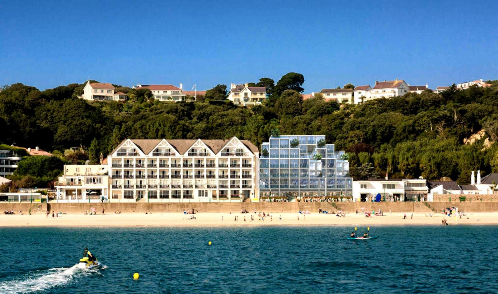 st brelades bay modern apartment building architecture architects jersey architects1