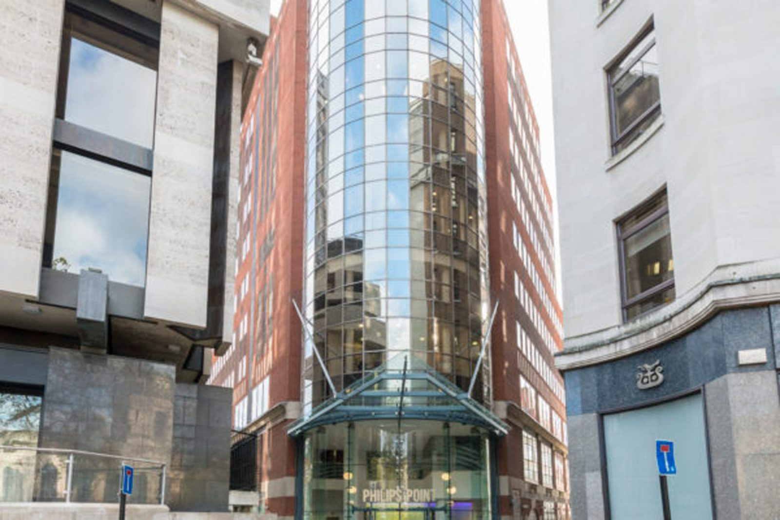 st phillips point birmingham offices refurb interiors architects jersey architecture1