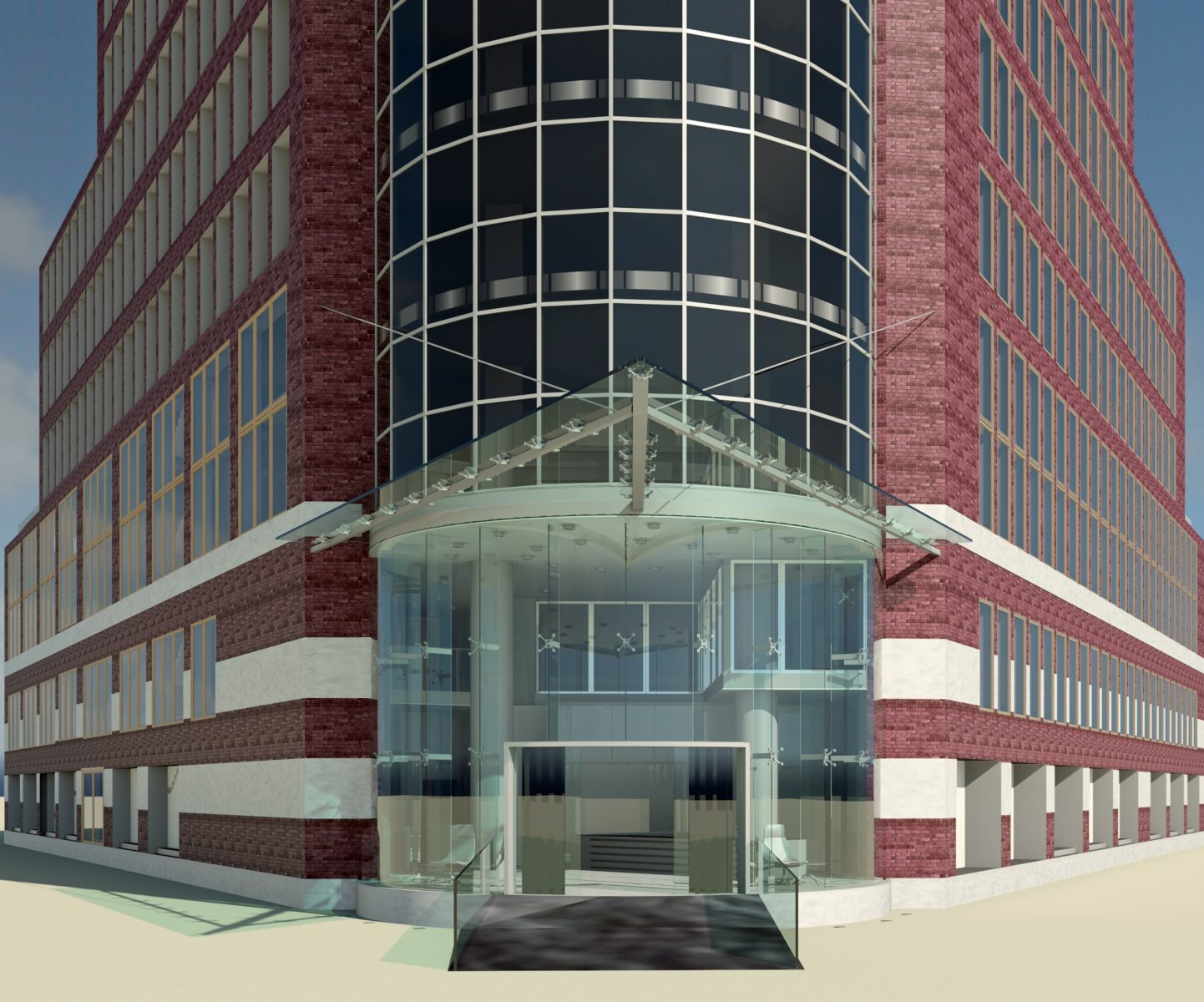 st phillips point birmingham offices refurb interiors architects jersey architecture3