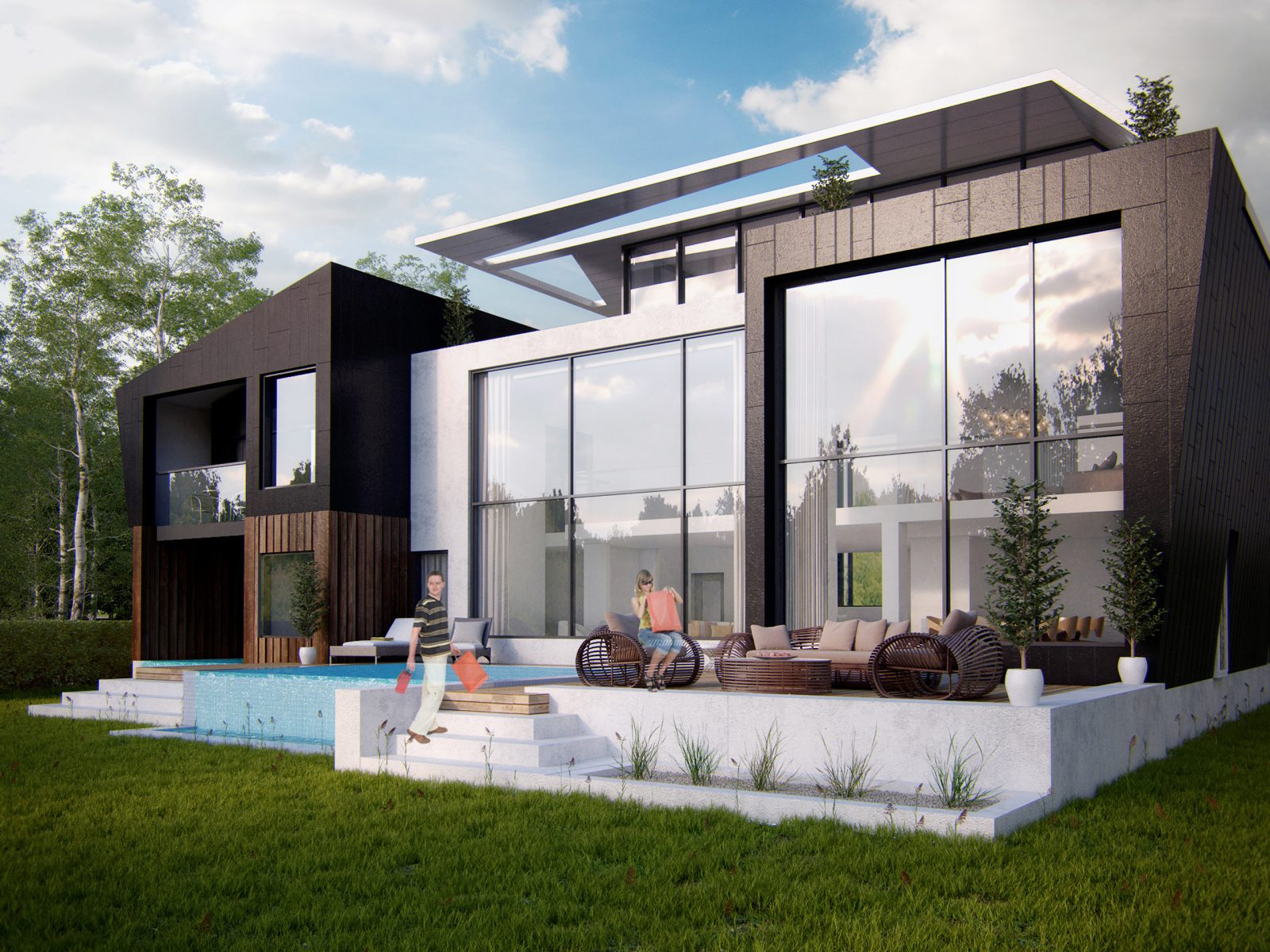 weathervane house modern architecture saundersfoot pembrokeshire architects jersey5