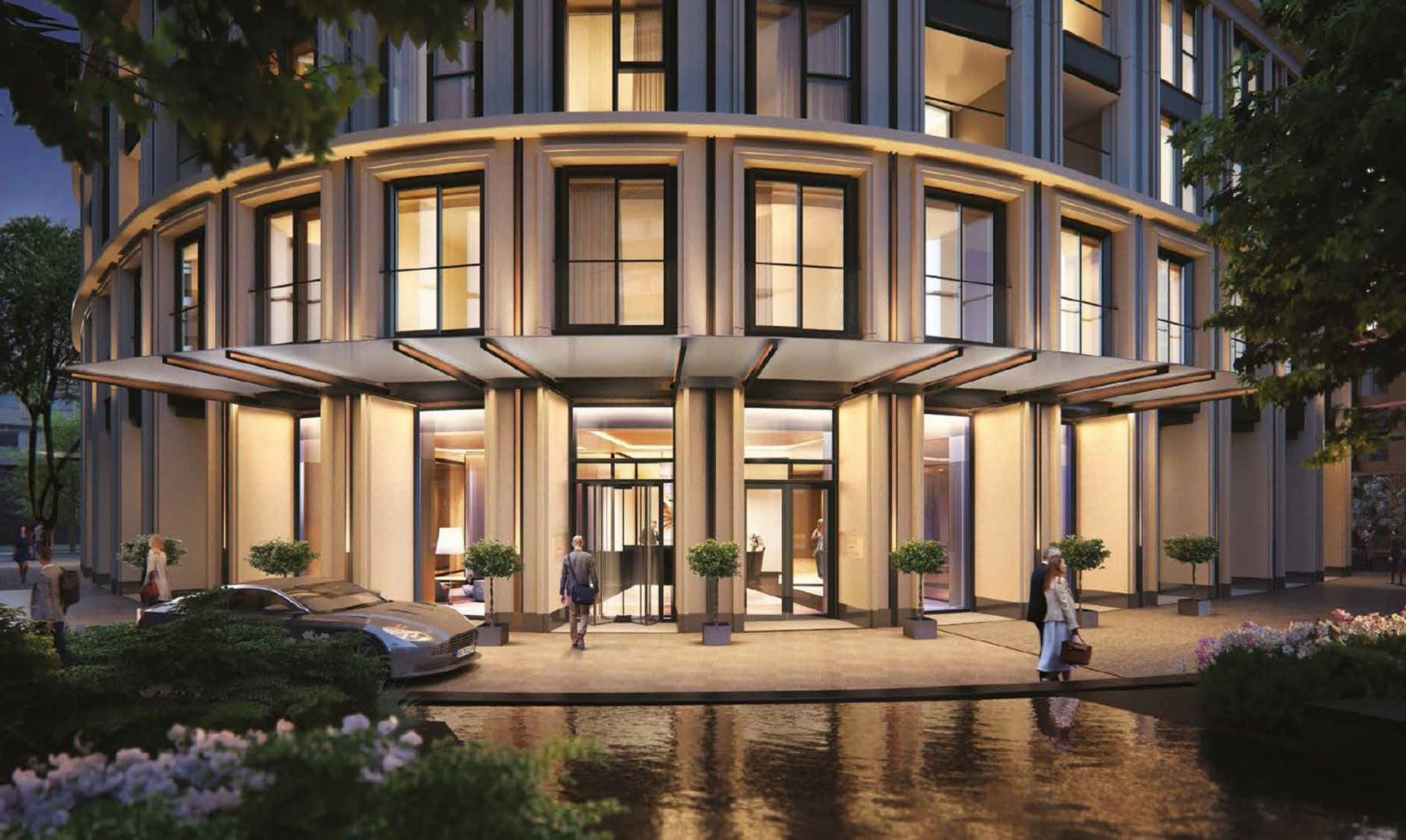 westmark tower london modern georgian architecture berkeley homes architects jersey5