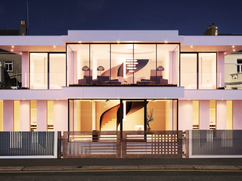 Peterborough Garage-jersey architects